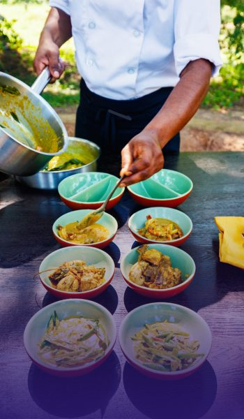 RILANKA FOOD ART KARUSAN TRAVELS