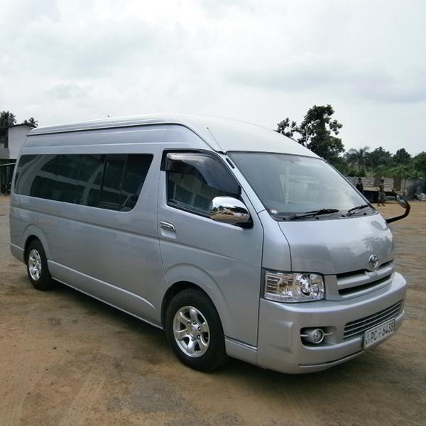 Micro-van